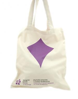 Látkové tašky pro Teologickou fakultu v Českých Budějovicích