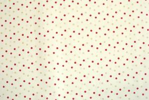 látka v. 10 - 100% bavlna, 10m (zlatotisk)