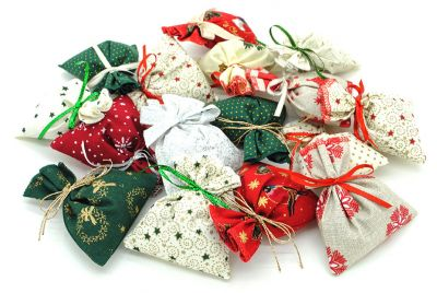 Vánoční vonný sáček