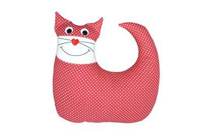 Dekorační polštář Kočka