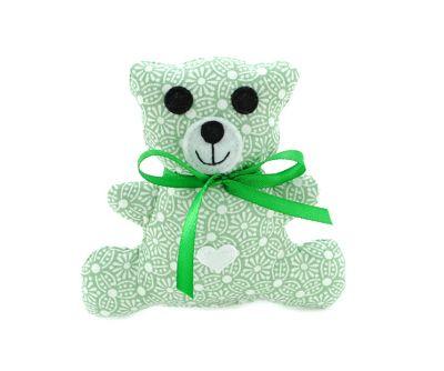 Medvídek mini sedící